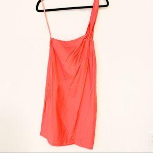 Rachel by Rachel Roy one shoulder dress